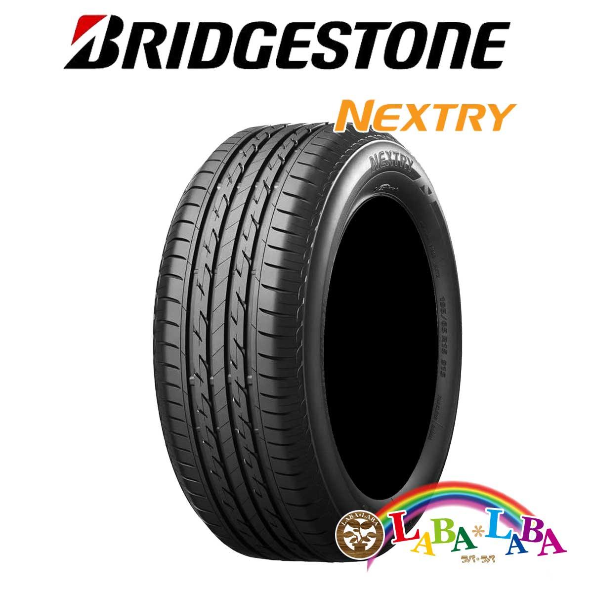 BRIDGESTONE ブリヂストン NEXTRY 165/55R14 72V サマータイヤ 4本セット