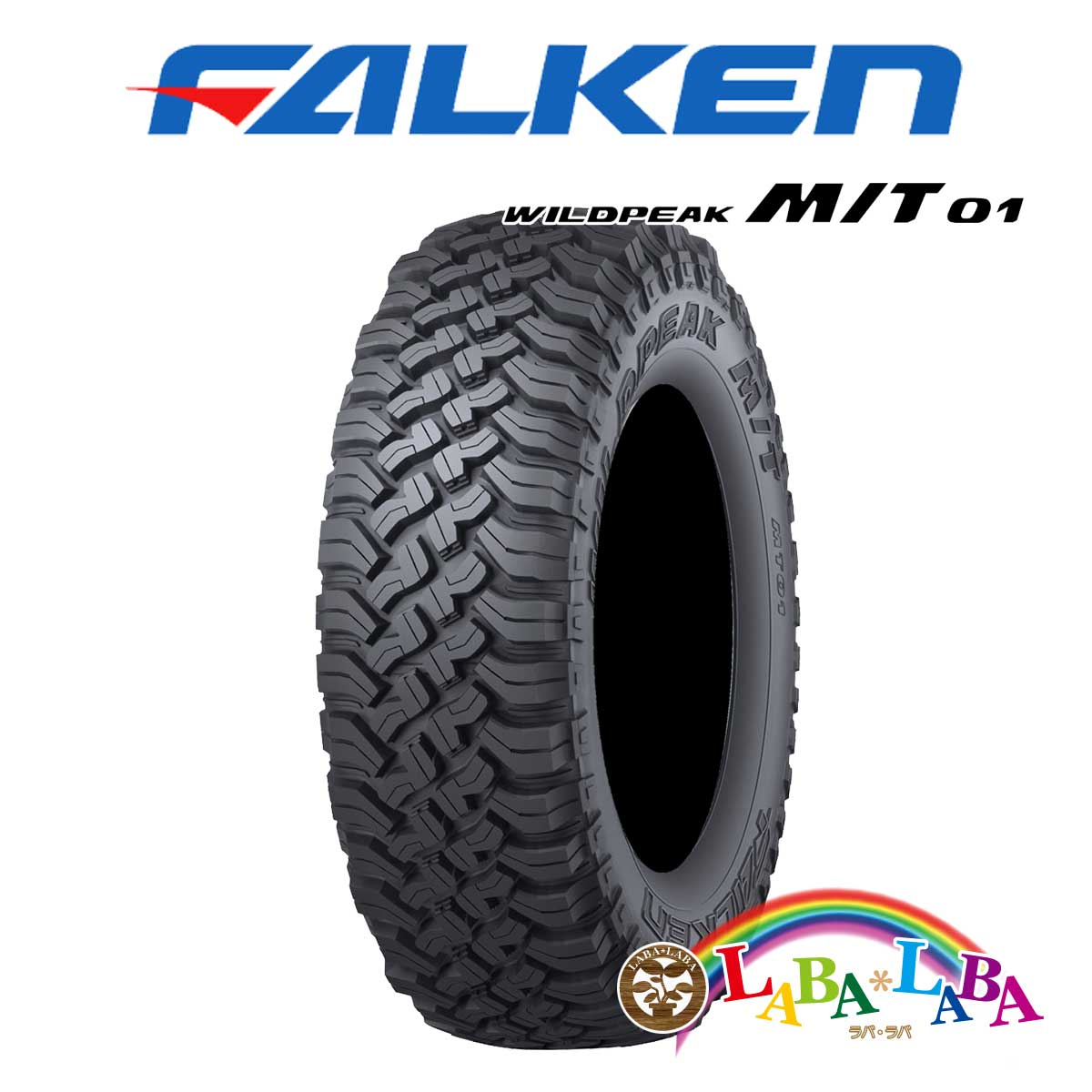 FALKEN ファルケン WILDPEAK ワイルドピーク MT01 285/70R17 121/118Q マッドテレーン SUV 4WD