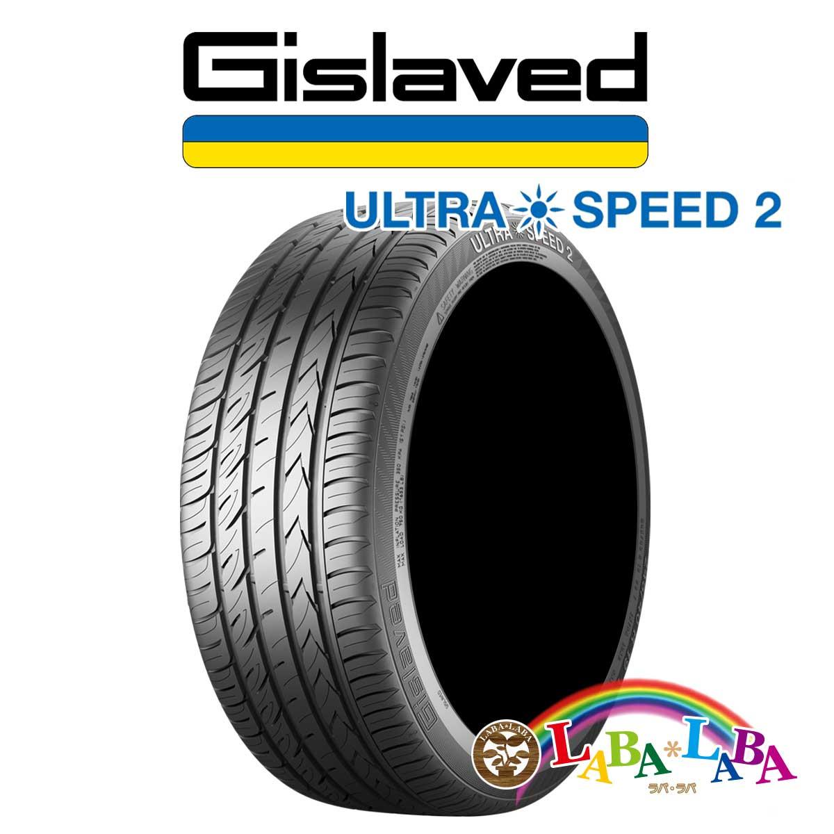 送料無料 輸入タイヤ サマータイヤ 新品 4本SET GISLAVED ギスラベッド ULTRA 正規認証品 新規格 205 4本セット 18%OFF 55R16 91V SPEED2