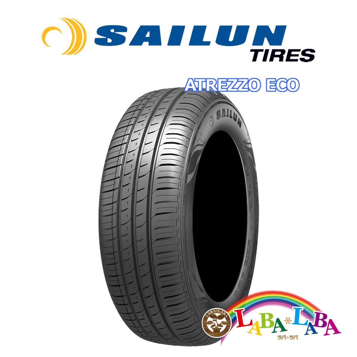 送料無料 輸入タイヤ 返品送料無料 出荷 サマータイヤ 新品 タイヤのみ 2本SET SAILUN サイレン 65R15 72T 145 ATREZZO アトレッツォ ECO 2本セット
