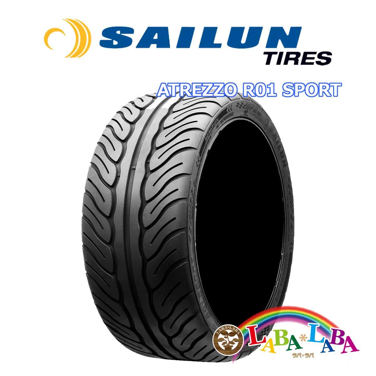 2本以上送料無料 輸入タイヤ サマータイヤ 新品 定番から日本未入荷 タイヤのみ 新着 SAILUN サイレン ATREZZO R01 255 50R18 SPORT アトレッツォ ドリフトも XL 106V