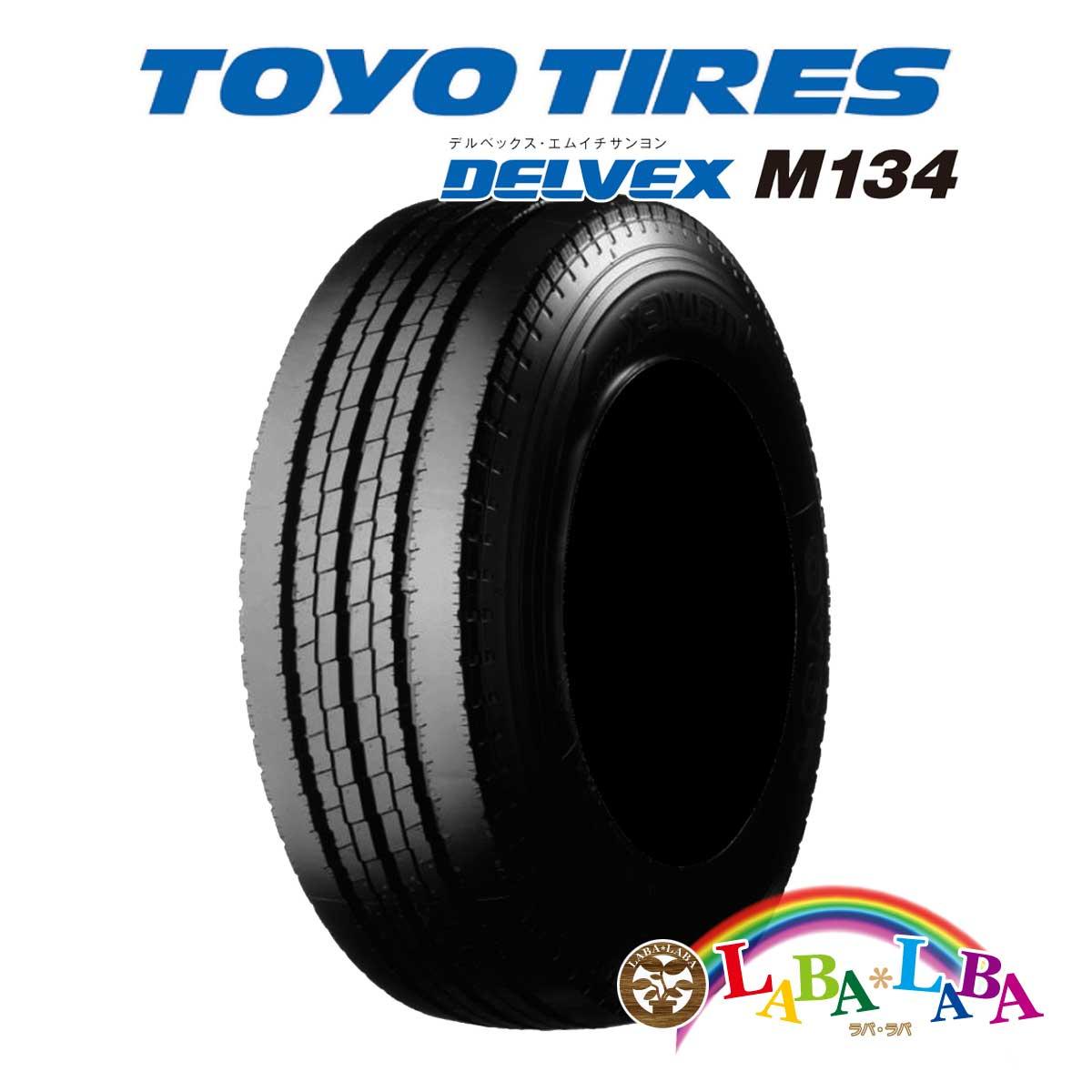 送料無料 国産タイヤ サマータイヤ 国内正規総代理店アイテム 新品 タイヤのみ 4本SET 新作通販 TOYO トーヨー DELVEX 185 デルベックス LT 111 109N バン 4本セット M134 85R16
