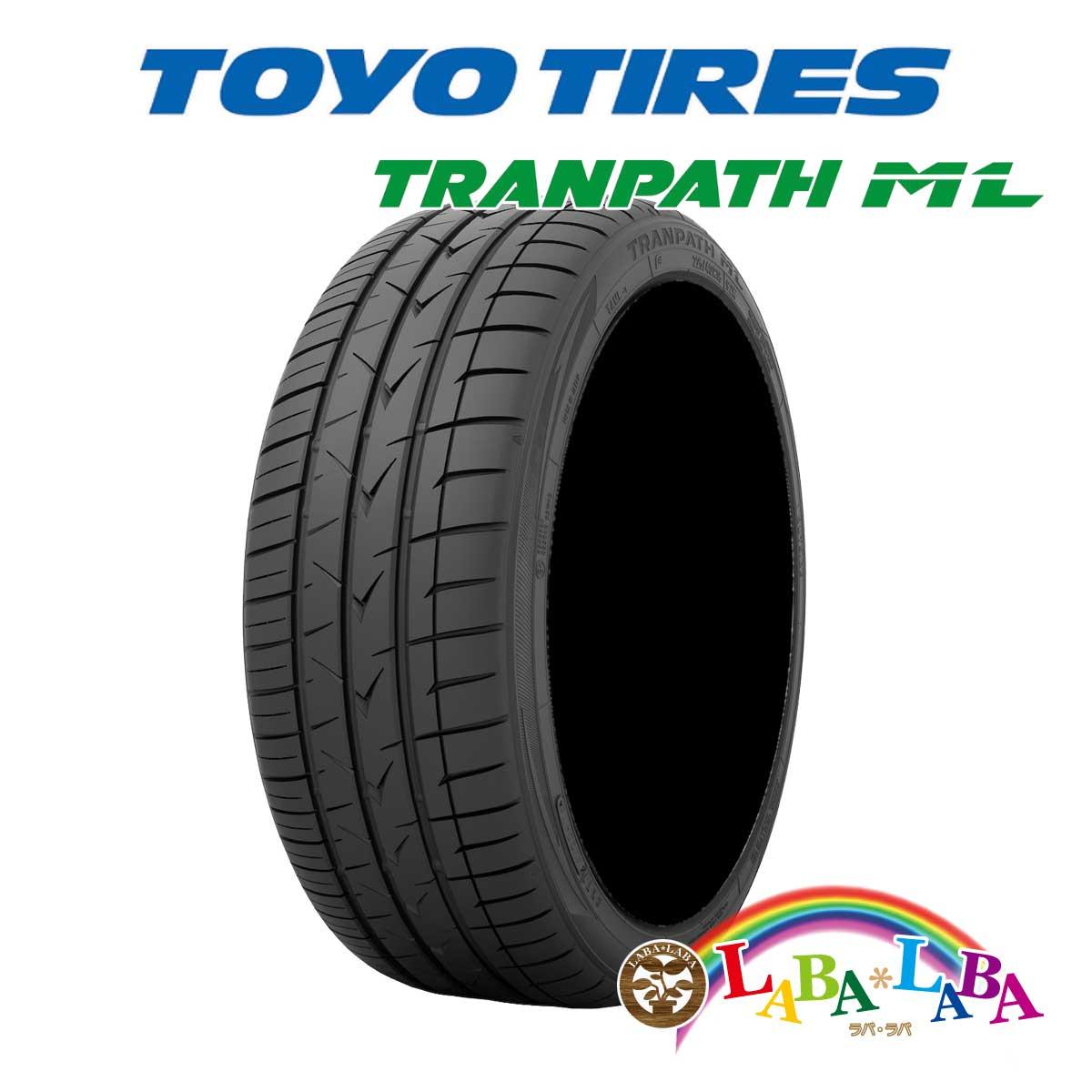 2本以上送料無料 国産タイヤ 送料無料激安祭 サマータイヤ 新品 タイヤのみ TOYO トーヨー 安売り 55R17 TRANPATH 215 ML ミニバン トランパス 94V
