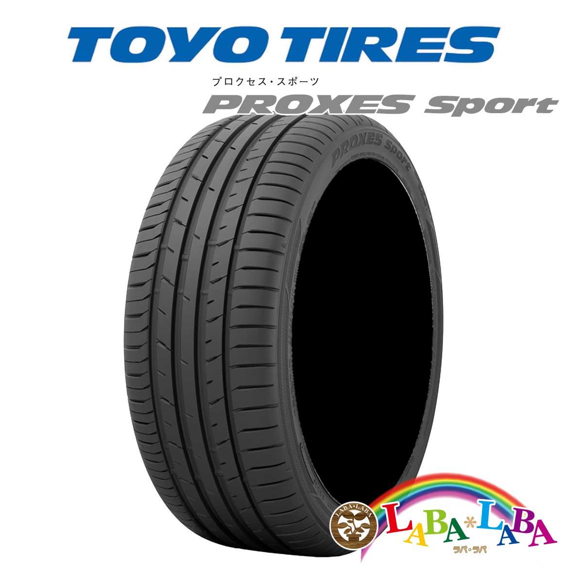 TOYO トーヨー PROXES プロクセス Sport 235/35R19 91Y サマータイヤ