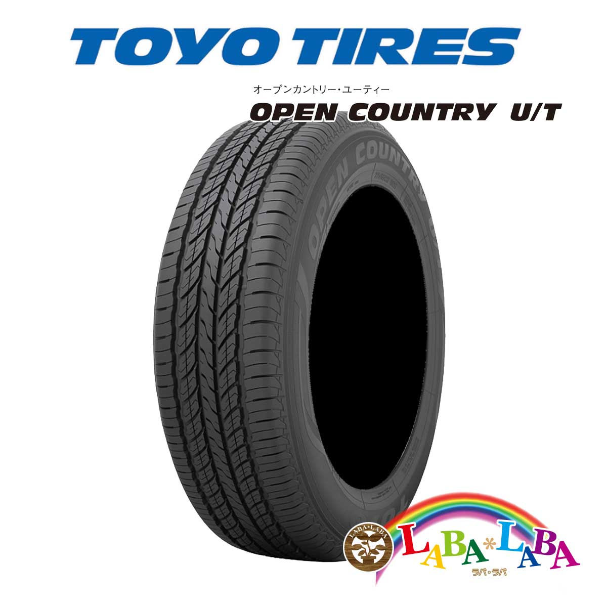 TOYO トーヨー OPEN COUNTRY オープンカントリー U/T (UT) 225/55R19 99V サマータイヤ SUV 4WD 2本セット