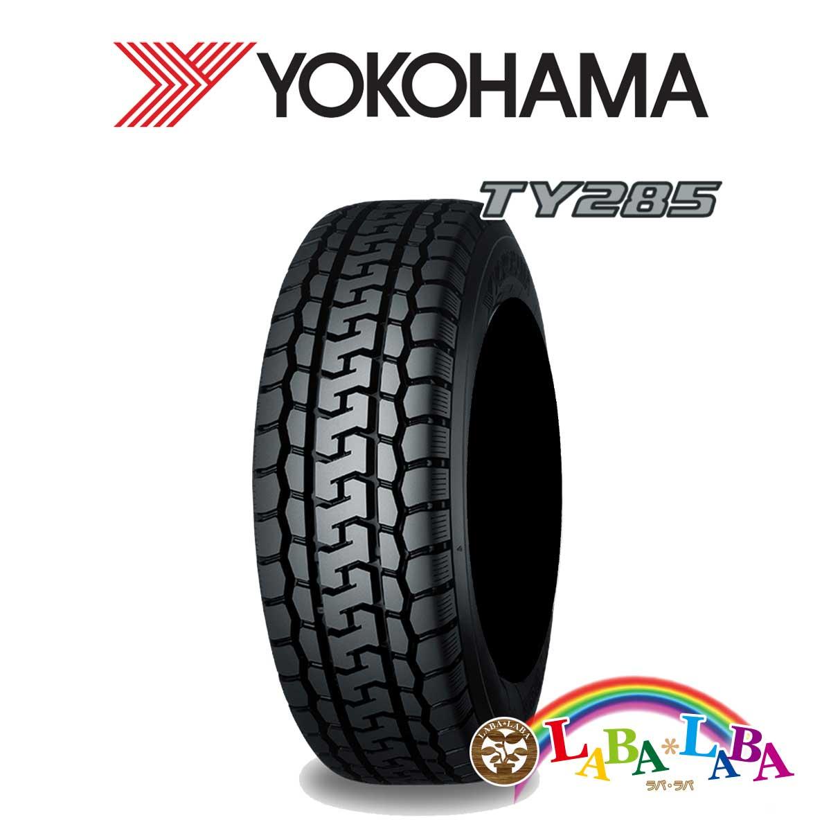 送料無料 国産タイヤ サマータイヤ 新品 タイヤのみ 2本SET YOKOHAMA ヨコハマ 世界の人気ブランド LT 215 118 バン TY285 116L 販売期間 限定のお得なタイムセール 70R17.5 2本セット