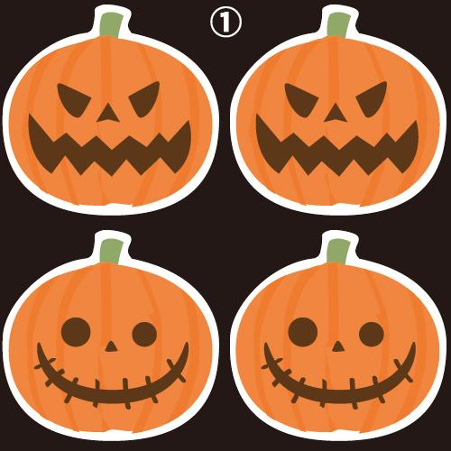 ハロウィン ウィンドウシール ジャック ※ラッピング ※ 糊残りなく綺麗に剥がせる 送料無料 装飾ステッカー ウォールステッカー halloween ジャックフェイス かぼちゃ 窓用ディスプレイ