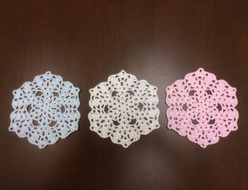 Laceya Cotton Thick Yarn Doily Mi50004 Lace Handmade Hand Made