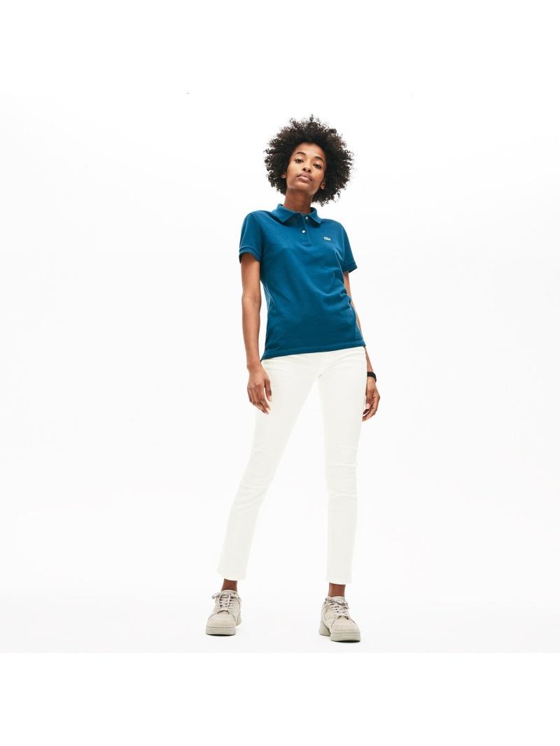 [Rakuten Fashion]【SALE/30%OFF】ストレッチデニムパンツ LACOSTE ラコステ パンツ/ジーンズ フルレングス【RBA_E】【送料無料】