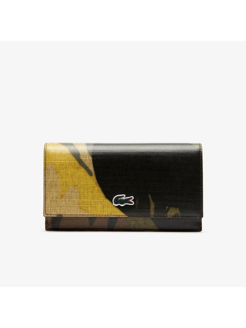 [Rakuten Fashion]【SALE/30%OFF】ROBERTGEORGEカモ柄ロングウォレット LACOSTE ラコステ 財布/小物 財布【RBA_E】【送料無料】