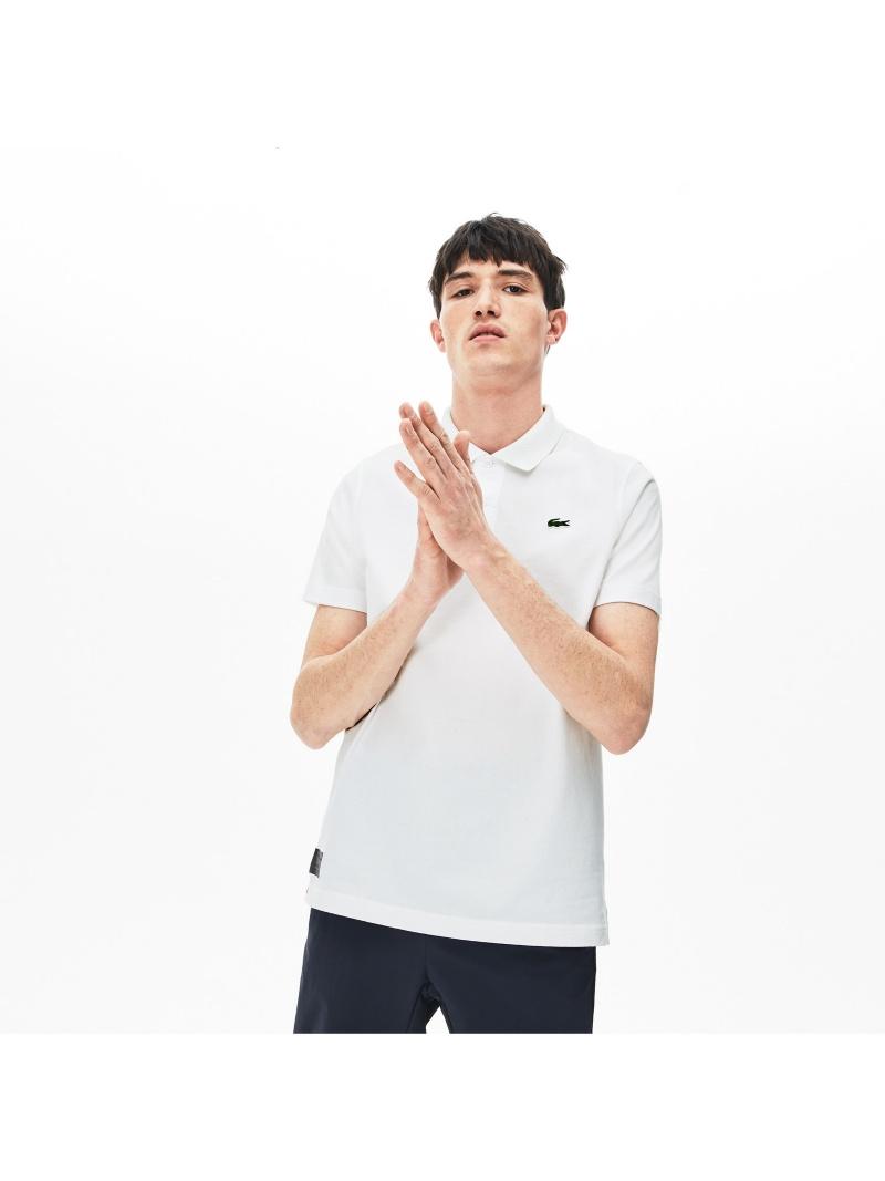 [Rakuten Fashion]【SALE/30%OFF】前立て切り替えポロ LACOSTE ラコステ カットソー ポロシャツ【RBA_E】【送料無料】