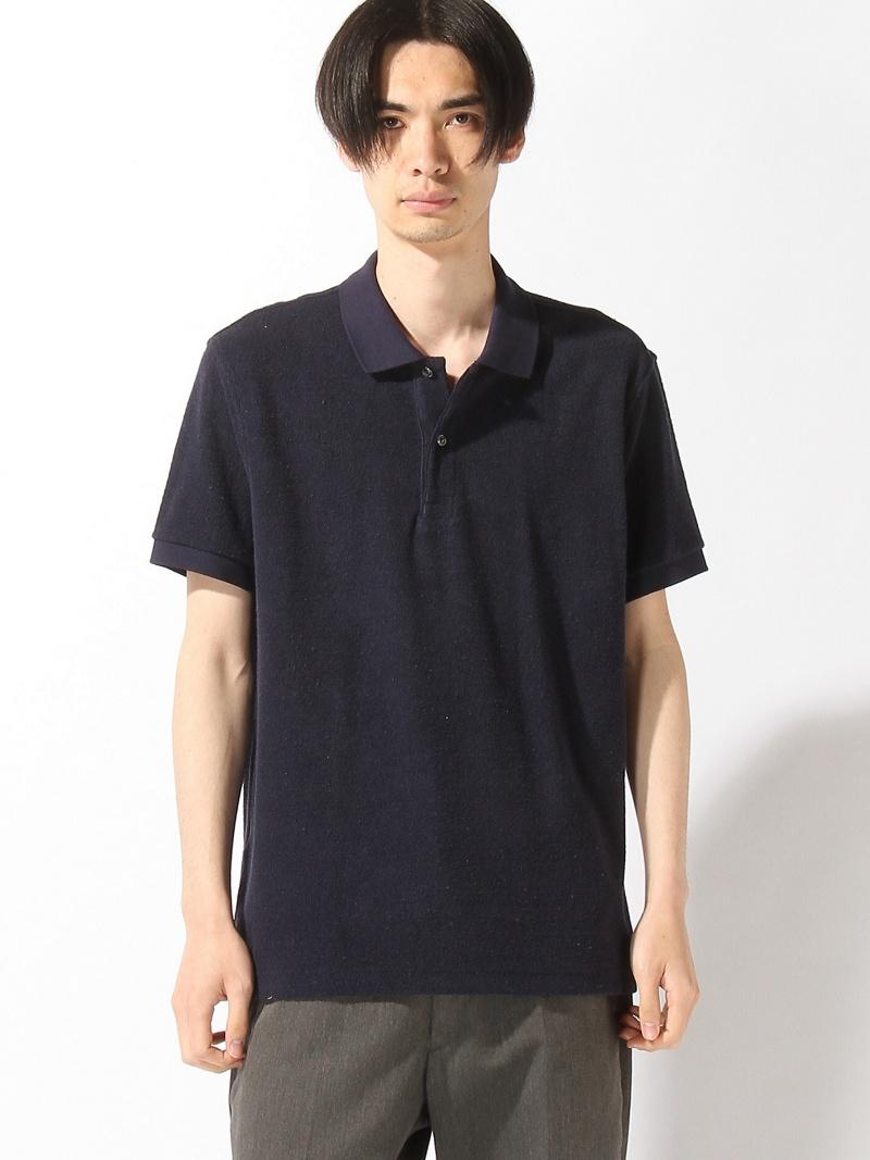 [Rakuten BRAND AVENUE]【SALE/30%OFF】『L.12.12』 テリーコットン ポロシャツ (半袖) ラコステ カットソー【RBA_S】【RBA_E】【送料無料】
