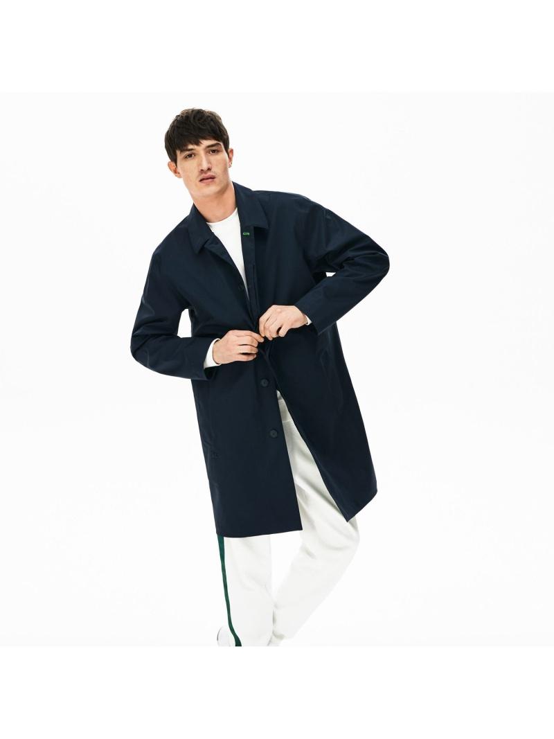 [Rakuten Fashion]【SALE/30%OFF】3in1ライトウェイトロングコート LACOSTE ラコステ コート/ジャケット ステンカラーコート【RBA_E】【送料無料】