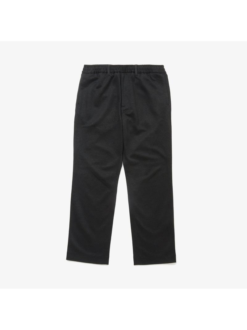 [Rakuten Fashion]【SALE/40%OFF】リネンピケパンツ LACOSTE ラコステ パンツ/ジーンズ フルレングス ブラック【RBA_E】【送料無料】