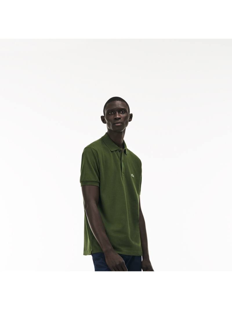 [Rakuten BRAND AVENUE](M)ラコステ L.12.12 ポロシャツ (無地・半袖) LACOSTE ラコステ カットソー【送料無料】