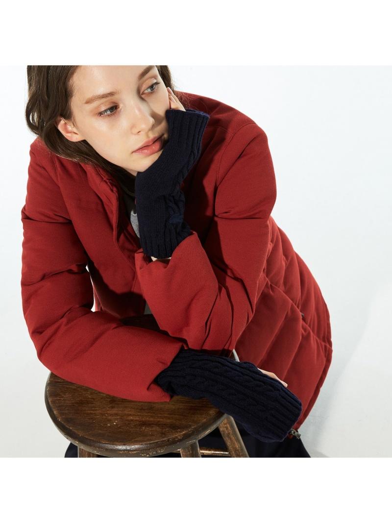 [Rakuten Fashion]指なしケーブルアームカバー LACOSTE ラコステ ファッショングッズ 手袋 ネイビー【送料無料】