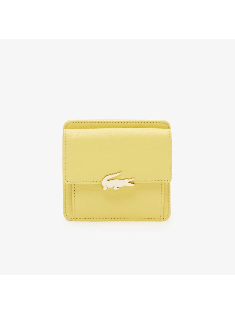 [Rakuten Fashion]【SALE/30%OFF】Charmミニウォレット LACOSTE ラコステ 財布/小物 財布【RBA_E】【送料無料】