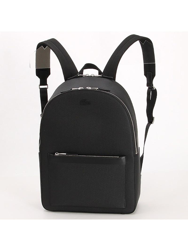 [Rakuten Fashion]CHANTACOデイパック LACOSTE ラコステ バッグ リュック/バックパック ブラック【送料無料】