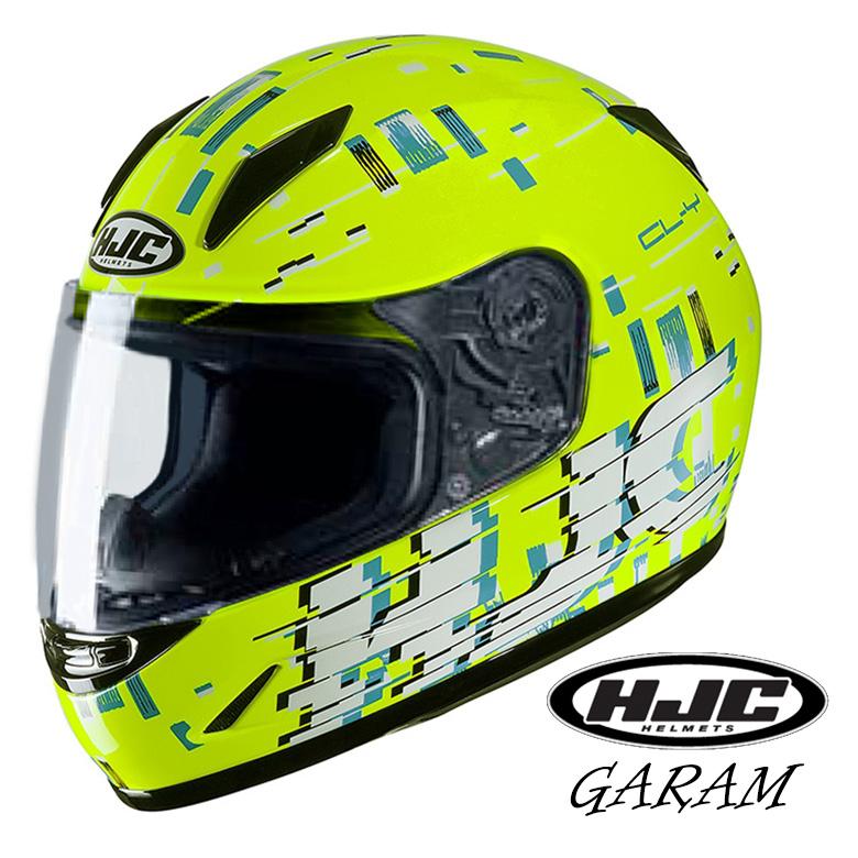 HJC CL-Y YUME フルフェイスヘルメット ガラム HJH160 フルフェイス ヘルメット キッズ レディース 小さいサイズ バイク MFJ公認