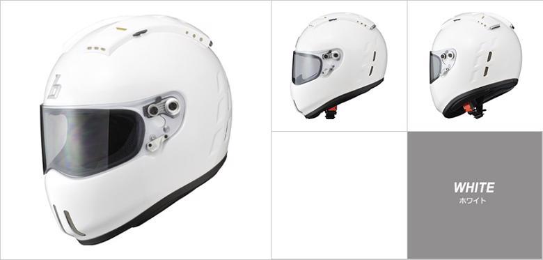 バイク用品 ヘルメット ヘルメットリード DRAGGER2 フルフェイスヘルメット #L(59-60) ホワイトLEAD 4952652150106 取寄品