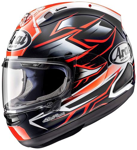 Arai RX-7X GHOST RED #M(57-58) 《アライ 4530935482801》