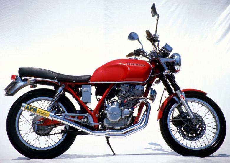 RPM RPM-67Racing GB250 《アールピーエム 2623S》