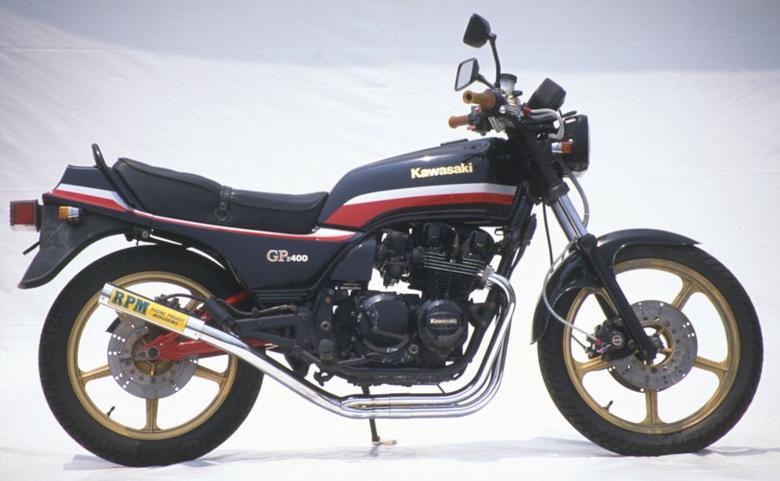 RPM RPM-67Racing Z400GP 82 《アールピーエム 1605》