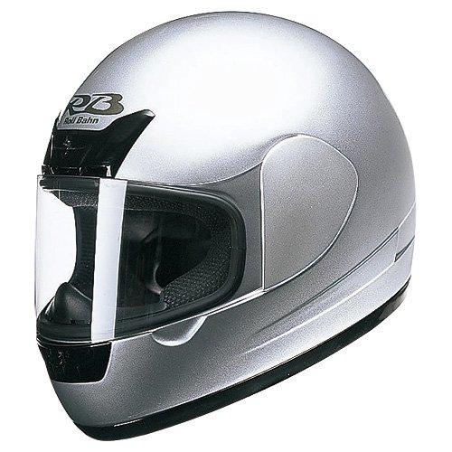 ヤマハ フルフェイスヘルメット YF-1C Roll Bahn ロールバーン シルバー M