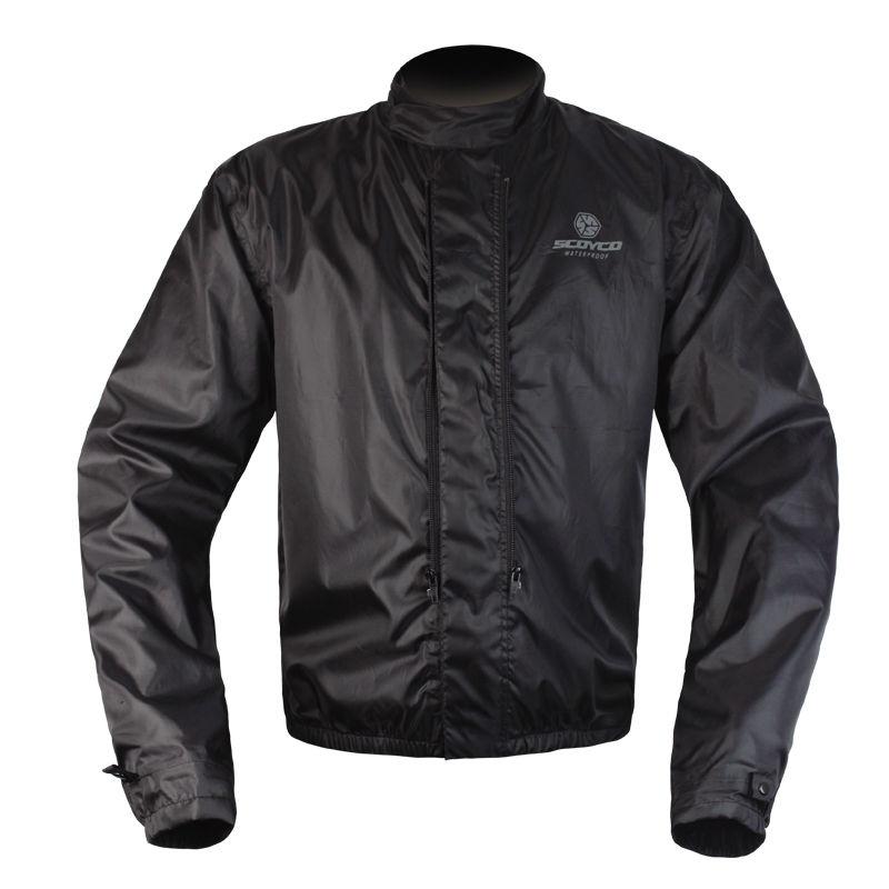 【送料無料】バイク用品 防水インナー 寒さ対策 ツーリング ブラック ユニセックス SCOYCO(スコイコ) FS001