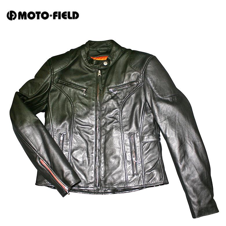 【送料無料】レディースバイク用品 ジャケット 柔らかい 軽い 大型内ポケット装備 Moto Field(モトフィールド) MF-LJ130 取寄品
