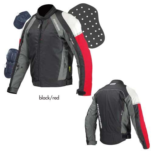 【送料無料】レディースバイク用品 ジャケット 可愛い CE規格 純正 春秋冬 Komine(コミネ) 07-575 取寄品