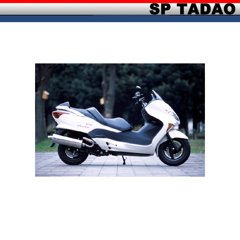 【SP忠男】【SP TADAO】【マフラー】【04-05 FORZA250 X&Z】PURE SPORT silent version【FO2-ST-12】【送料無料】