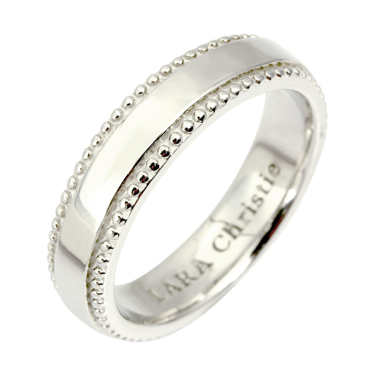 リング 指輪 レディース ギャラクシー ララクリスティー LARA Christie WHITE Label r6030-w クリスマス プレゼント