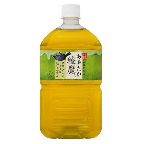 コカコーラ 綾鷹 特選茶 1000ml×12個※取り寄せ商品(注文確定後6-20日頂きます) 返品不可