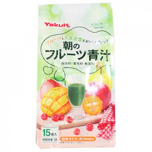 朝のフルーツ青汁 (7g×15袋)