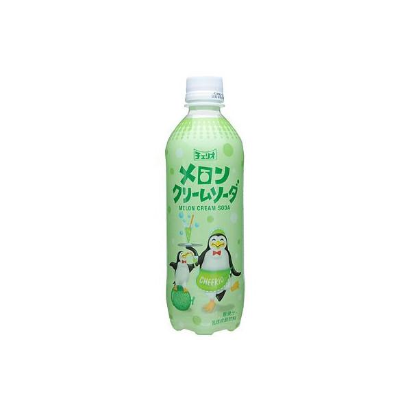 500 ml of cheerio melon cream soda *24