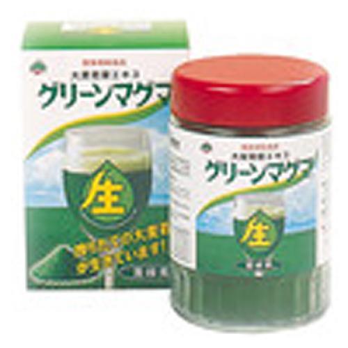 グリーンマグマ 大麦若葉エキス 170g×6個※取り寄せ商品(注文確定後6-20日頂きます) 返品不可