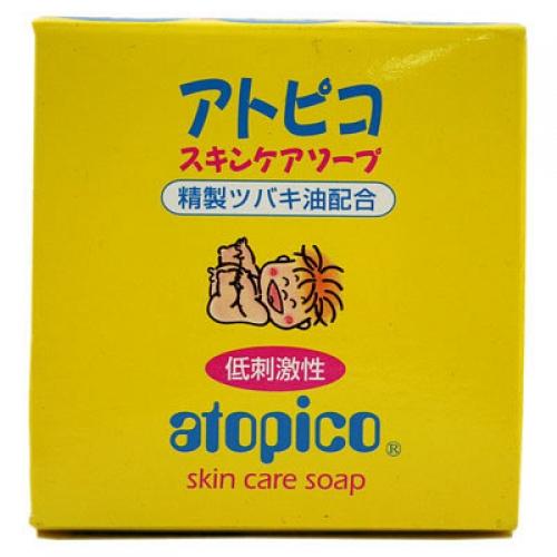新色追加して再販 5900円 税込 感謝価格 以上で送料無料 アトピコ 80g ソープ スキンケア