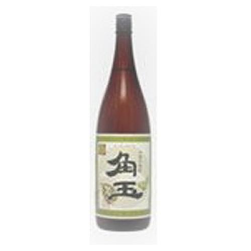 【焼酎】単式25゜角玉 本格芋焼酎 1.8L×6個