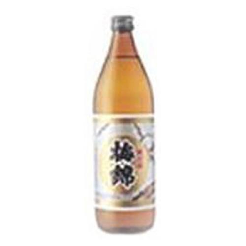 【清酒】清酒 梅錦栄冠瓶 900ml×12個
