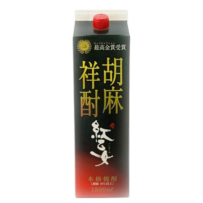 【焼酎】25°紅乙女 パック 1.8L×6個