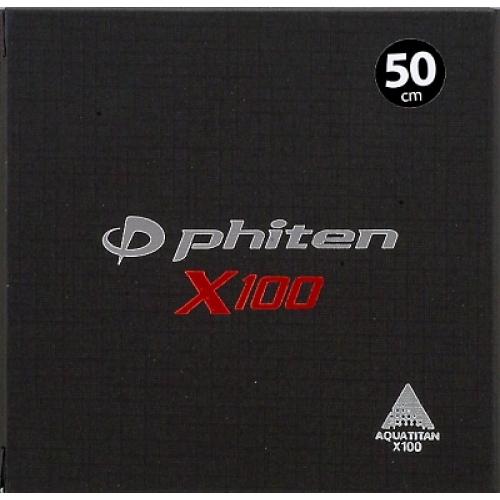 ファイテン RAKUWA ネックX100 リーシュブラック 50cm※取り寄せ商品(注文確定後6-20日頂きます) 返品不可