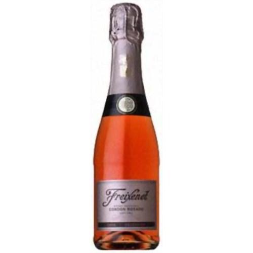 【洋酒】フレシネ セミセコ ロゼ 375ml×12個