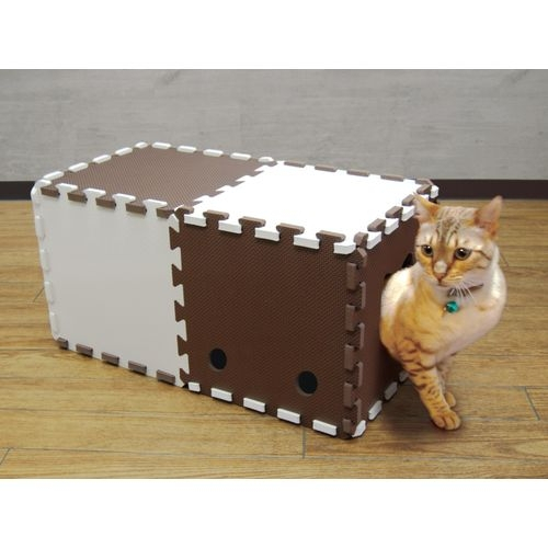 5900円(税込)以上で送料無料! 猫トンネルNT- 02 10P※取り寄せ商品 返品不可