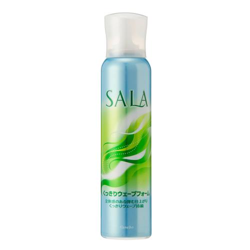 4年保証 品質検査済 カネボウ サラ くっきりウェーブフォームV サラの香り 150g×3個