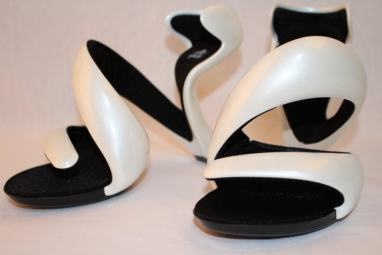 outlet store a6dae aae39 Domestic genuine Julian Hakes Julian Hakes Mojito White Pearl/black  38(24.5cm~25cm) No.14072400