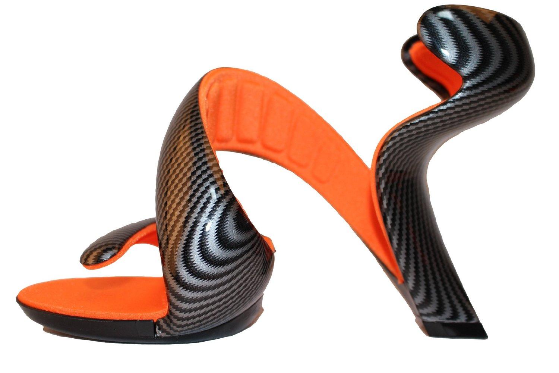 新品ジュリアンヘイクス モヒート Carbon/Orange 37(24.0cm~24.5cm) No.14072400