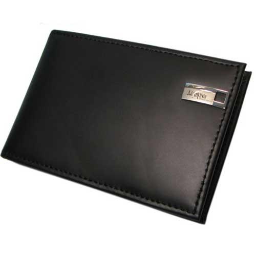 【納期約3日~5日】アーロン・アーヴィン アーロン サンリッチ 財布 長財布 折り畳み財布 ビーフォールド メンズバッグ メンズ バッグ ブリーフケース アシンメトリー 小物 レザー AA-NCSL