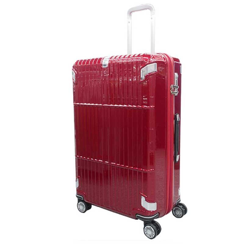 【納期約3日~5日】 会員特別価格【thxgd_18】A.L.I アジア・ラゲージ departure ディパーチャー HD-502-29 [スーツケース 旅行日数目安:4~7泊 80L TSAロック搭載 ツーリスト 人気キャリー スーツケース