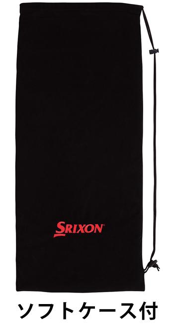 网球拍 Srixon (SRIXON) Revo x 2.0 之旅 (REVO X 2.0 游) SR21301 * 使用的铃木高雄模型